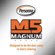 Magnum 5 razors for men