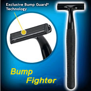 Bump Fighter razors
